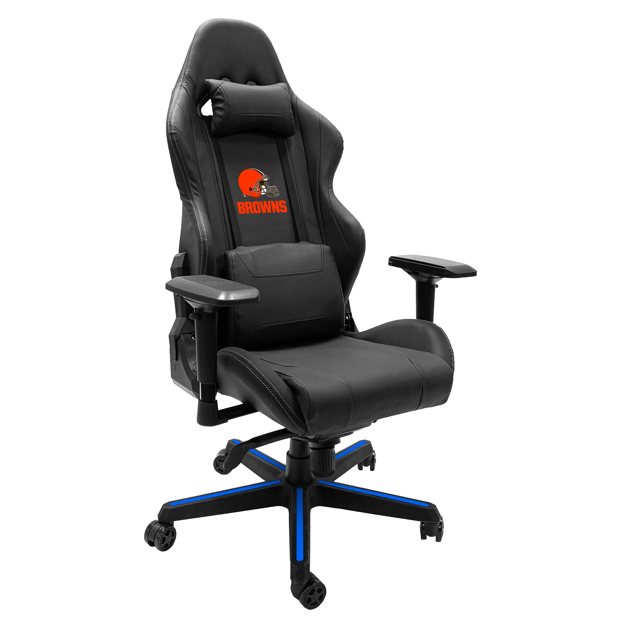 Xpression Gaming Chair with  Cleveland Browns Secondary Logo