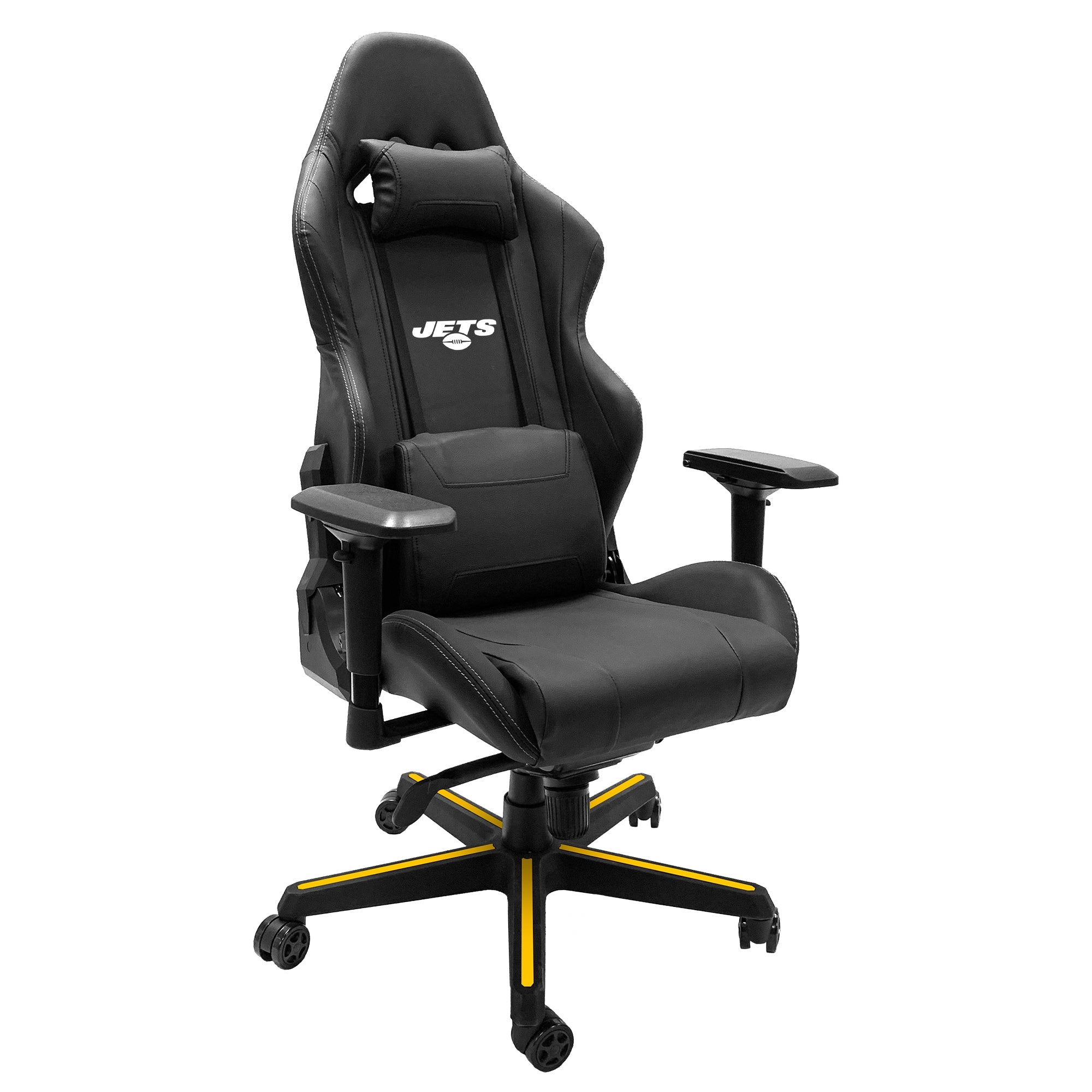 Xpression Gaming Chair with  New York Jets Secondary Logo