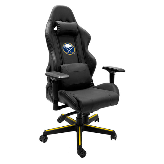 Xpression Gaming Chair with Buffalo Sabres Logo