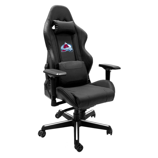 Xpression Gaming Chair with Colorado Avalanche Logo