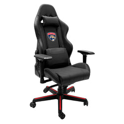 Xpression Gaming Chair with Florida Panthers Logo