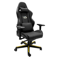 Xpression Gaming Chair with Nashville Predators Logo