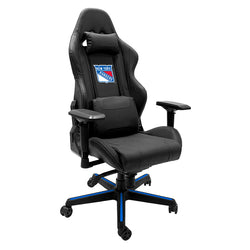 Xpression Gaming Chair with New York Rangers Logo