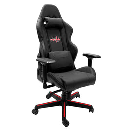 Xpression Gaming Chair with Washington Capitals Logo