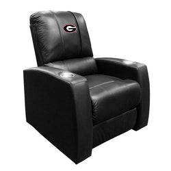 Relax Recliner with Georgia Bulldogs Logo