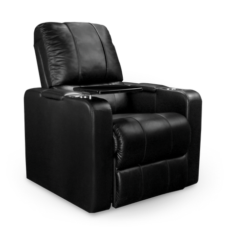 HT Recliner Plus Power Commercial Grade Synthetic Leather with USB & Tray Table