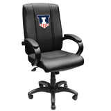 Office Chair 1000 with Illinois Fighting Illini Logo