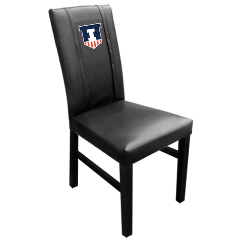 Side Chair 2000 with Illinois Fighting Illini Logo