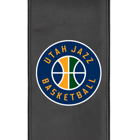 Utah Jazz Secondary Logo Panel
