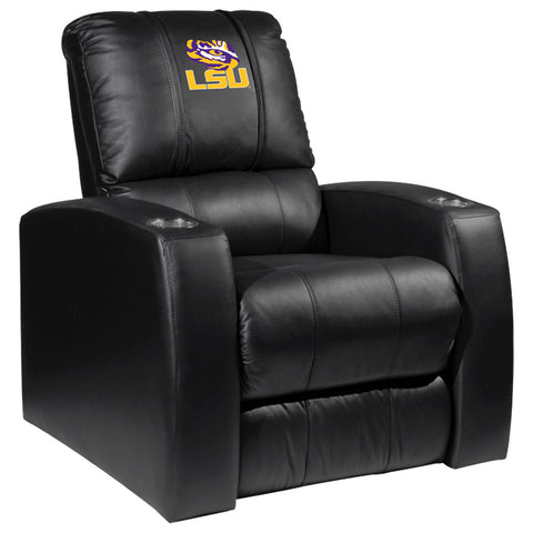 Relax Recliner with LSU Tigers Logo