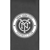Silver Sofa with New York City FC Alternate Logo