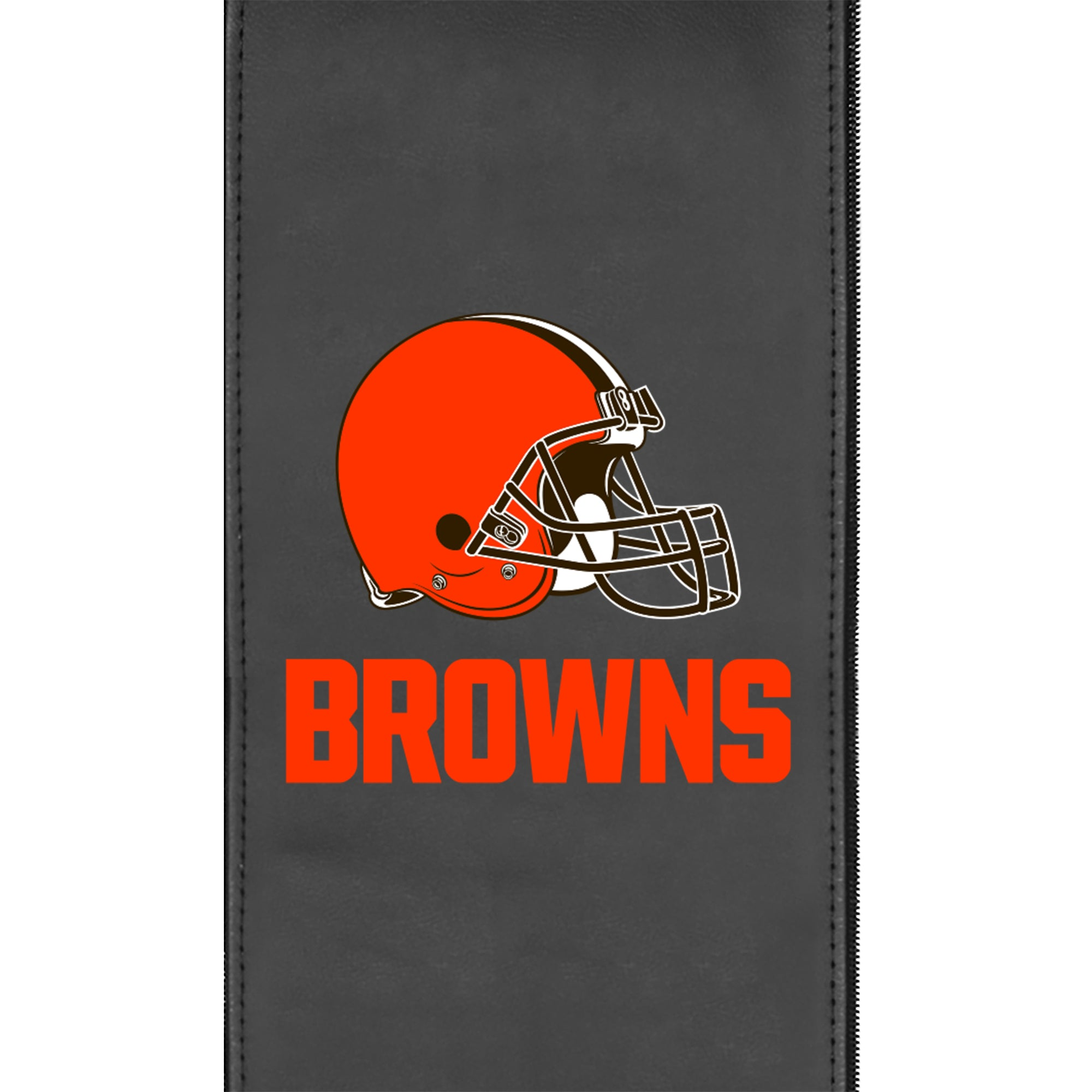 Game Rocker 100 with  Cleveland Browns Secondary Logo