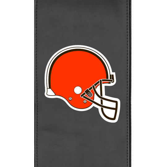 Cleveland Browns Helmet Logo Panel