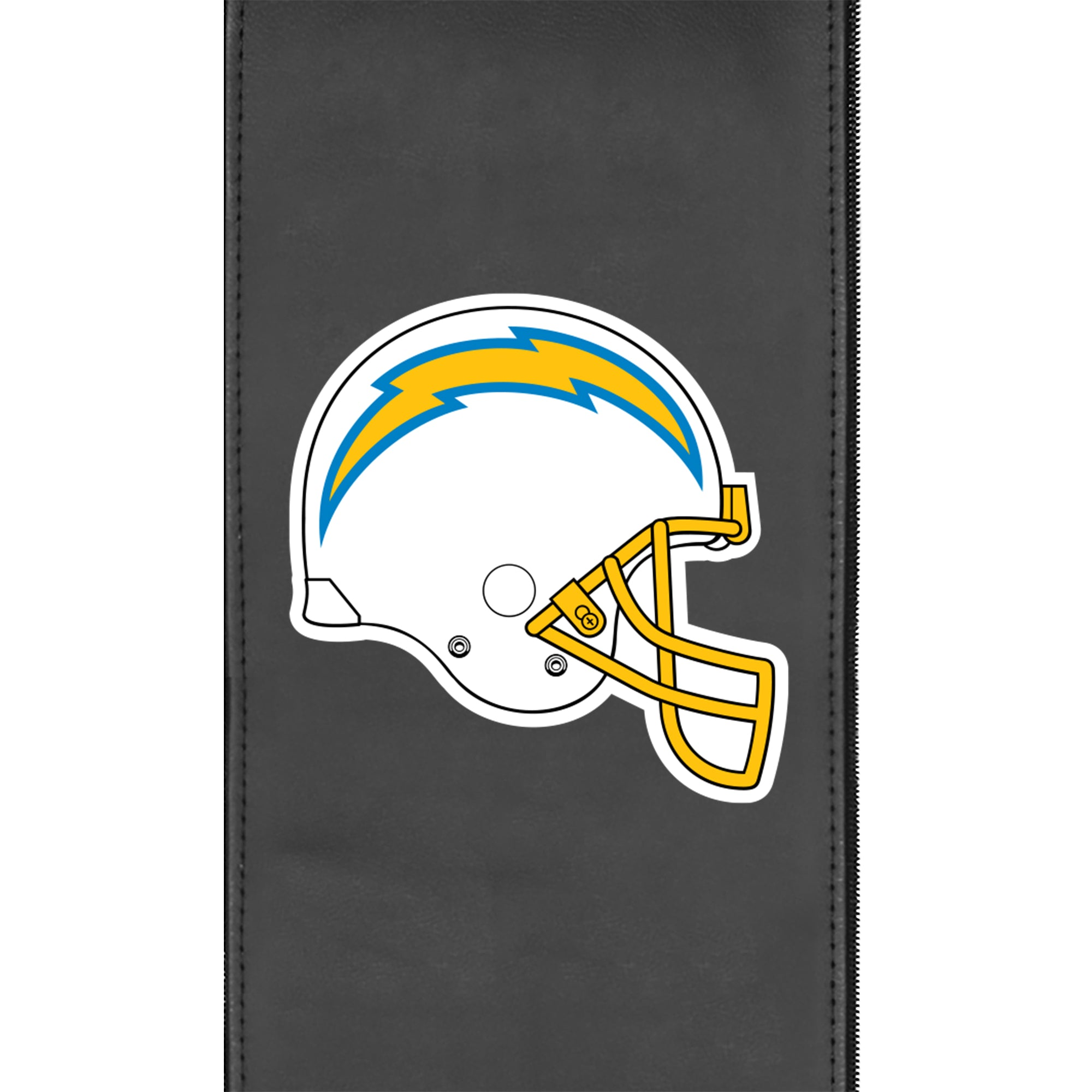 Los Angeles Chargers Helmet Logo Panel