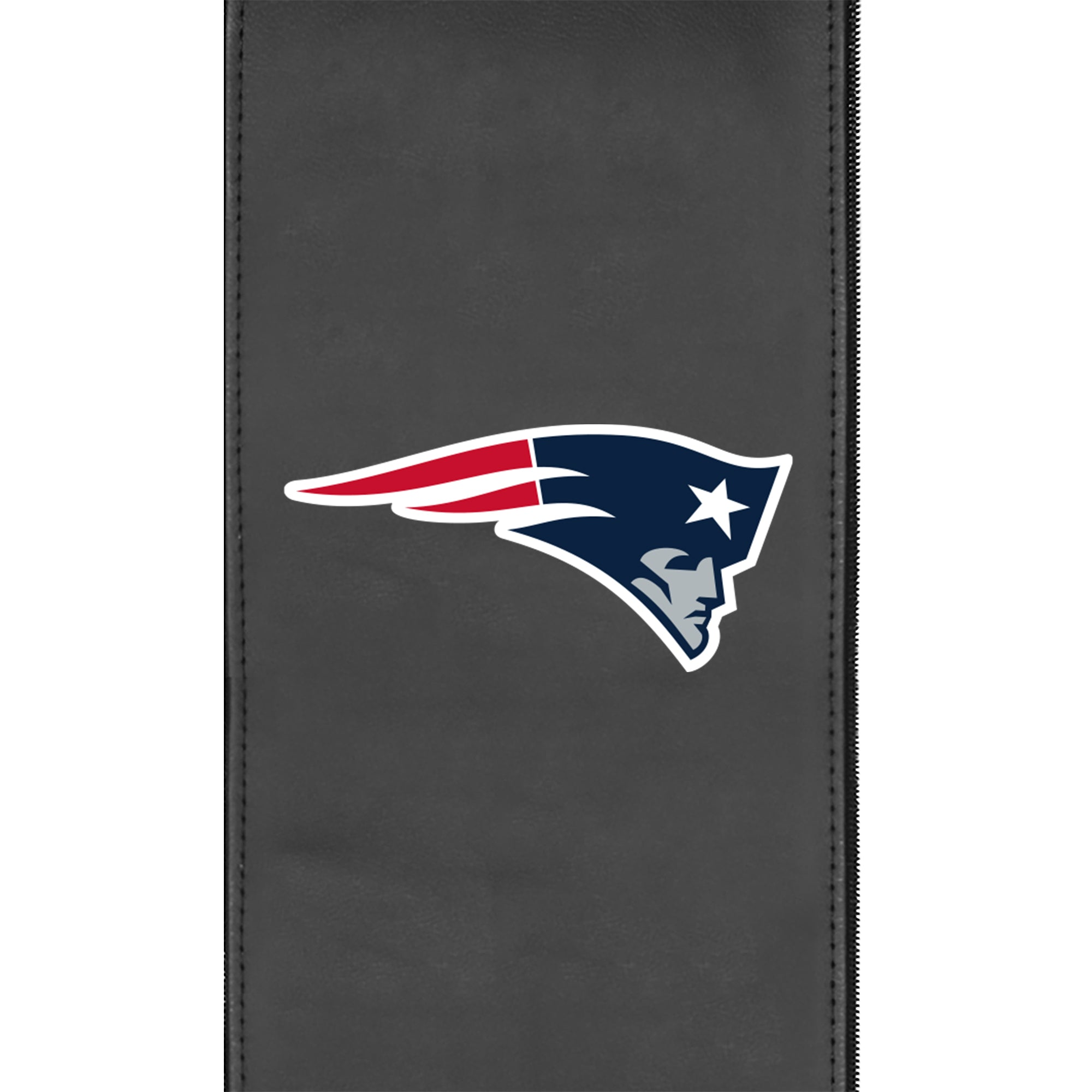 Stealth Recliner with  New England Patriots Primary Logo