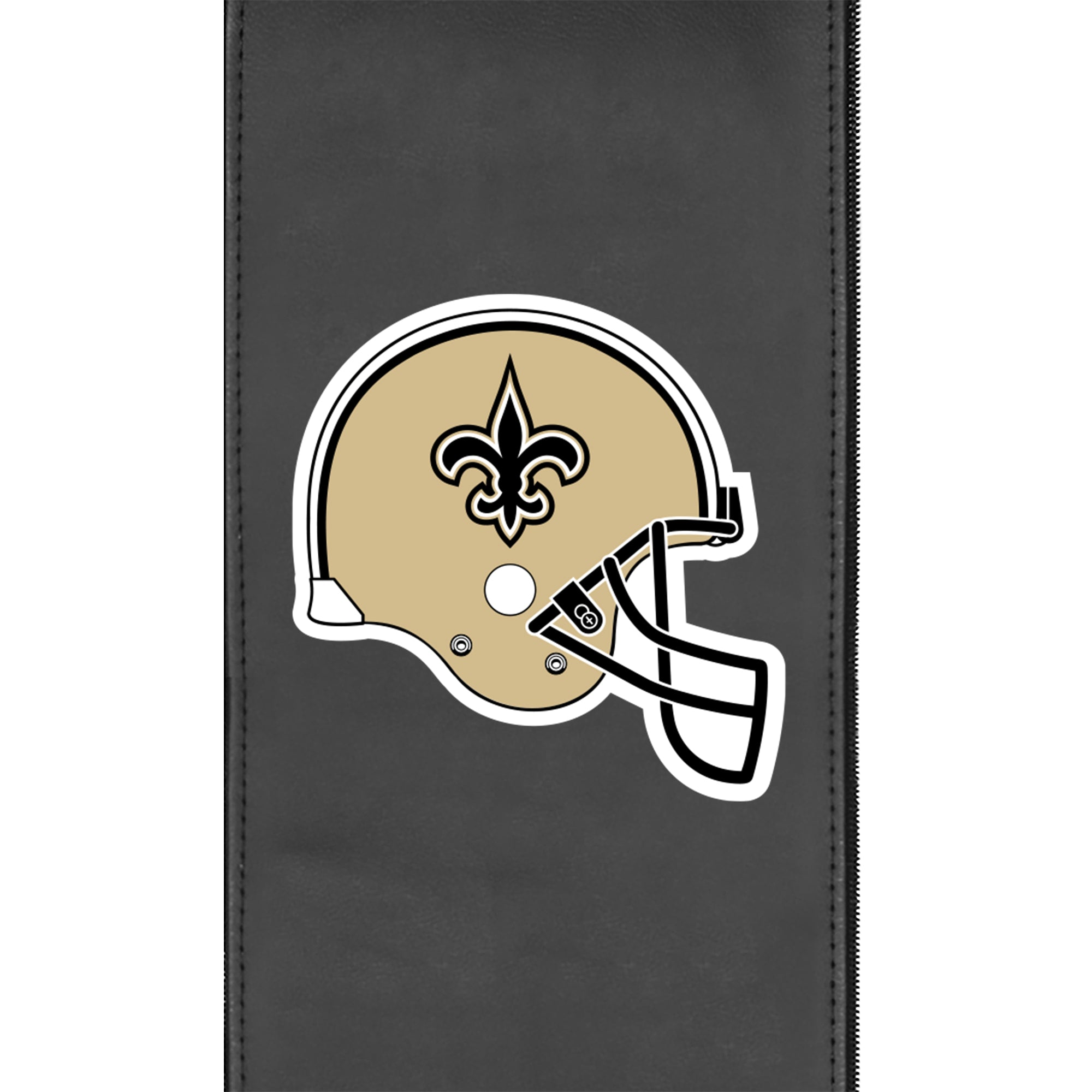 New Orleans Saints Helmet Logo Panel