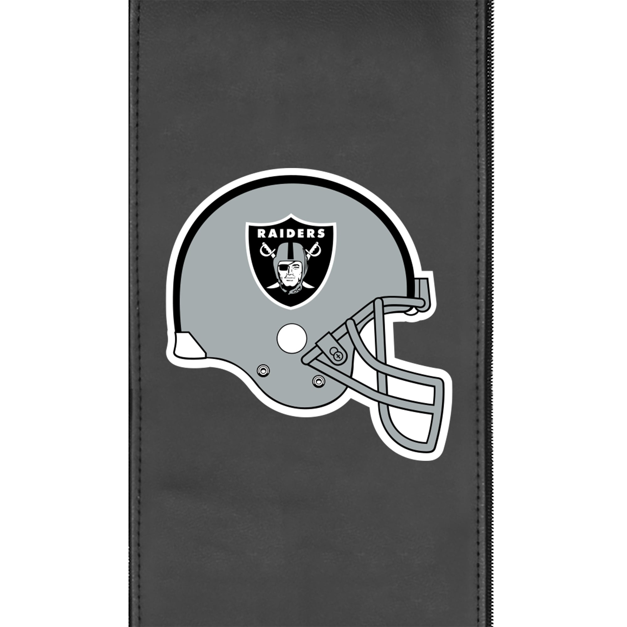 Las Vegas Raiders Helmet Logo Panel