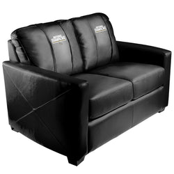 Silver Loveseat with Central Florida UCF National Champions Logo Panel