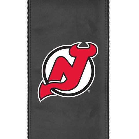 New Jersey Devils Logo Panel