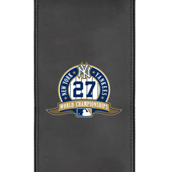 New York Yankees 27th Champ Logo Panel