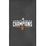 San Francisco Giants Champs'14 Logo Panel