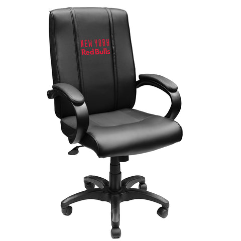 Office Chair 1000 with New York Red Bulls Wordmark Logo