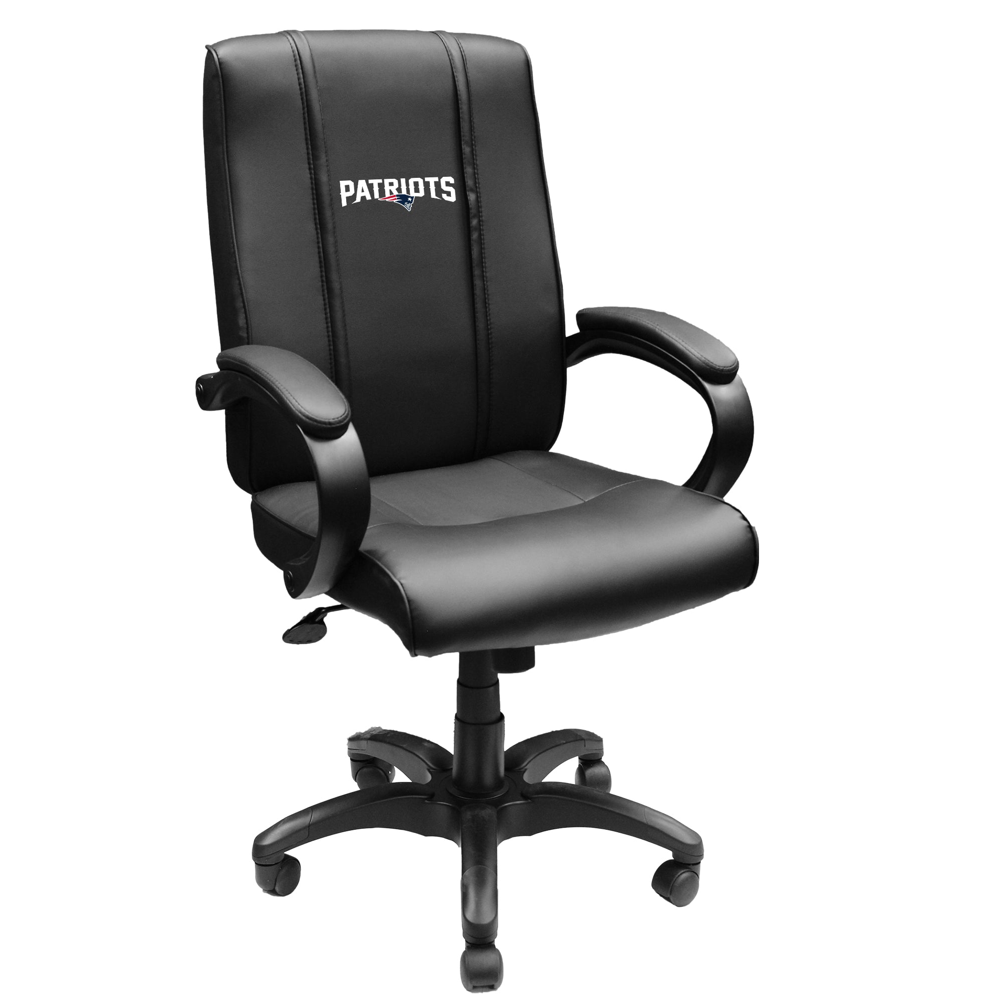 Office Chair 1000 with  New England Patriots Secondary Logo