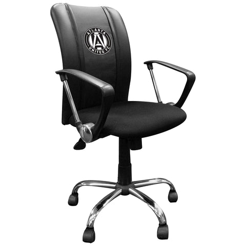 Curve Task Chair with Atlanta United FC Alternate Logo