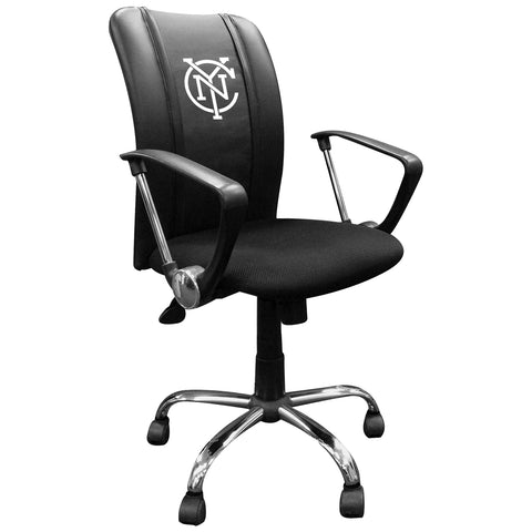 Curve Task Chair with New York City FC Secondary Logo