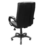 Office Chair 1000 with Rutgers Scarlet Knights White Logo