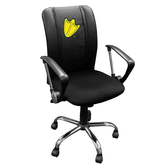 Curve Task Chair with Oregon Ducks Secondary Logo