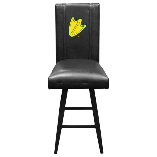 Swivel Bar Stool 2000 with Oregon Ducks Secondary Logo