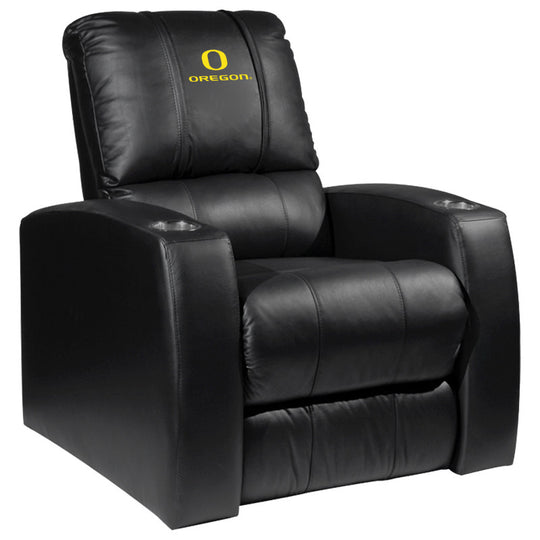 Relax Recliner with Oregon Ducks Logo