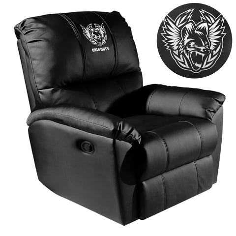Rocker Recliner with Call of Duty® Africanz Logo