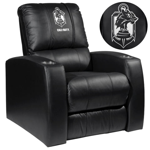 Relax Recliner with Call of Duty® Demon Dogs Logo