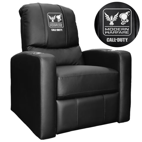 Stealth Recliner with Call of Duty® Small Scale Faction Lock Up Logo