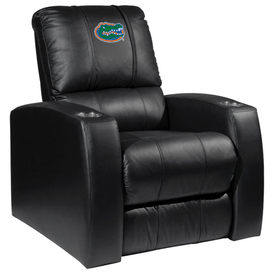 Relax Recliner with Florida Gators Primary Logo Panel