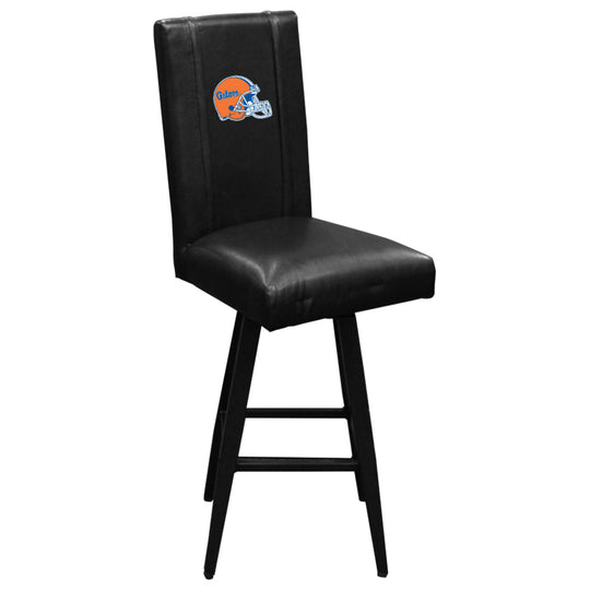 Swivel Bar Stool 2000 with Florida Gators Helmet Logo Panel
