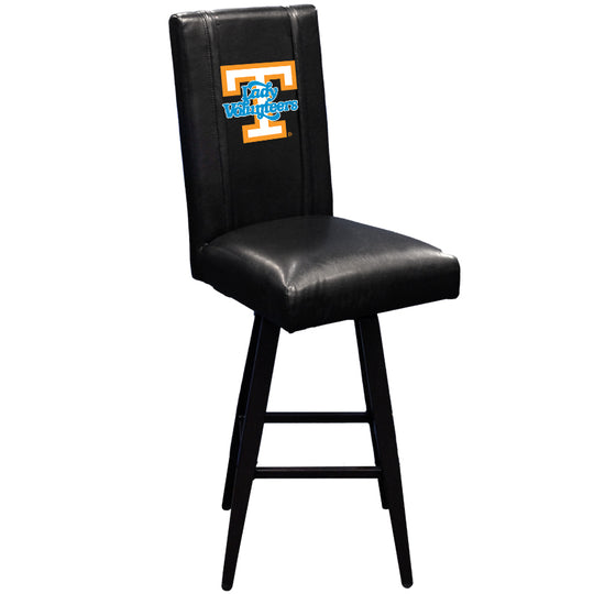Swivel Bar Stool 2000 with Tennessee Lady Volunteers Logo