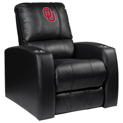Relax Recliner with Oklahoma Sooners Logo