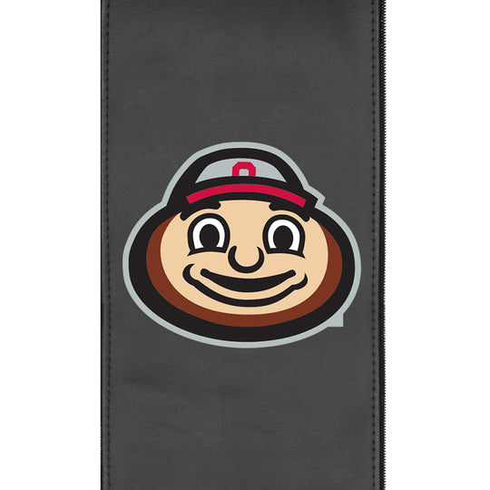 Ohio State Buckeyes Brutus Head Logo Panel