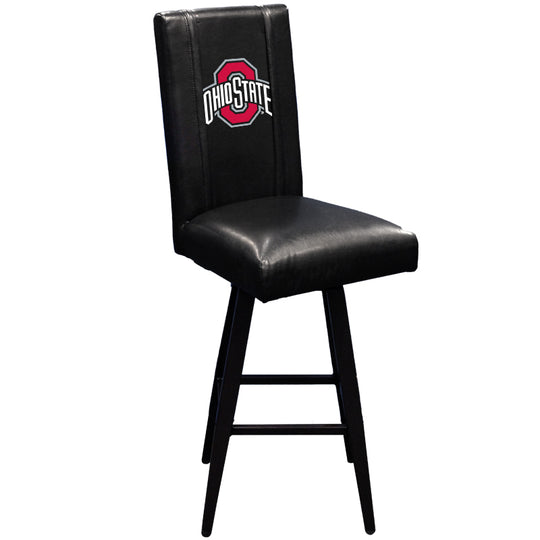 Swivel Bar Stool 2000 with Ohio State Primary Logo