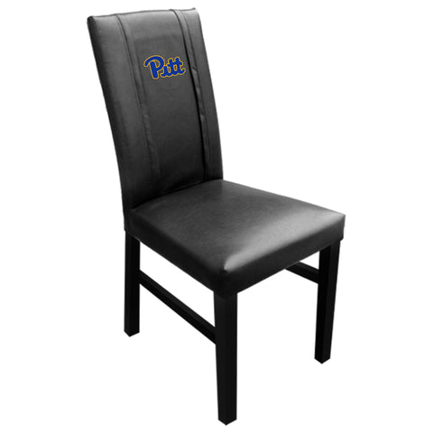 Side Chair 2000 with Pittsburgh Panthers Logo Set of 2