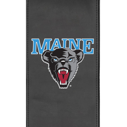 Maine Black Bears Logo Panel