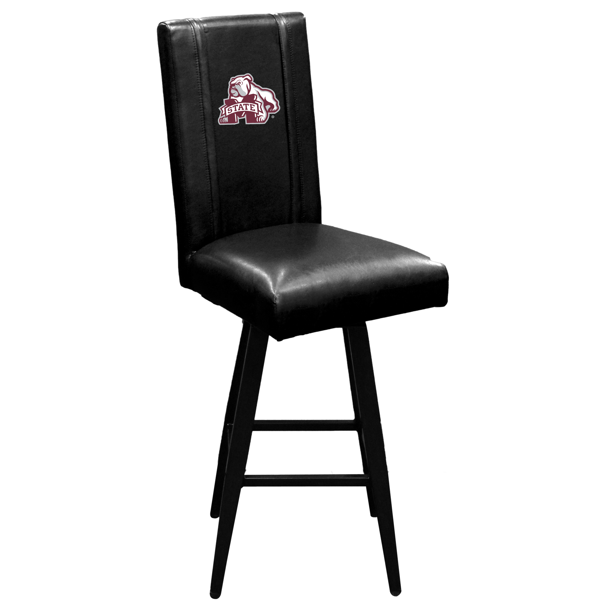 Swivel Bar Stool 2000 with Mississippi State Secondary