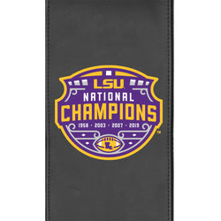 LSU Tigers National Champions Logo Panel