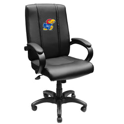 Office Chair 1000 with Kansas Jayhawks Logo Panel