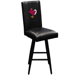 Swivel Bar Stool 2000 with Virginia Tech Hokies Stand Logo