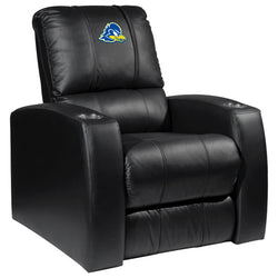 Relax Recliner with Delaware Blue Hens Logo