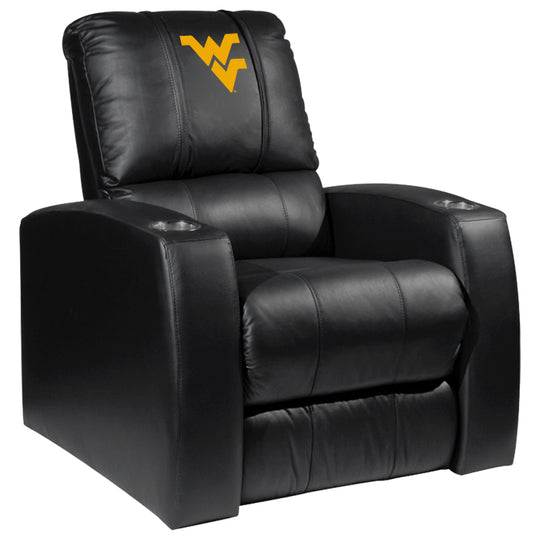 Relax Recliner with West Virginia Mountaineers Logo